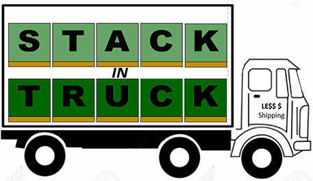 Stack In Truck Welcome Logo